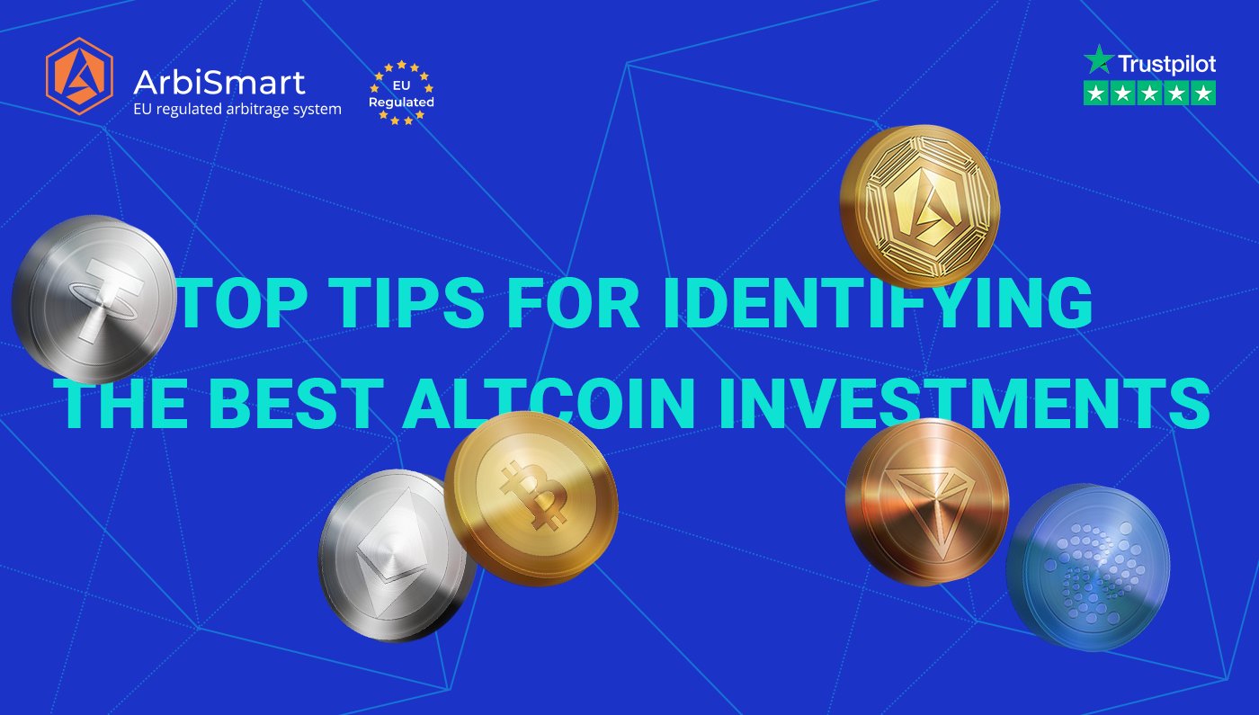 Tips for Identifying the Best Altcoin Investments