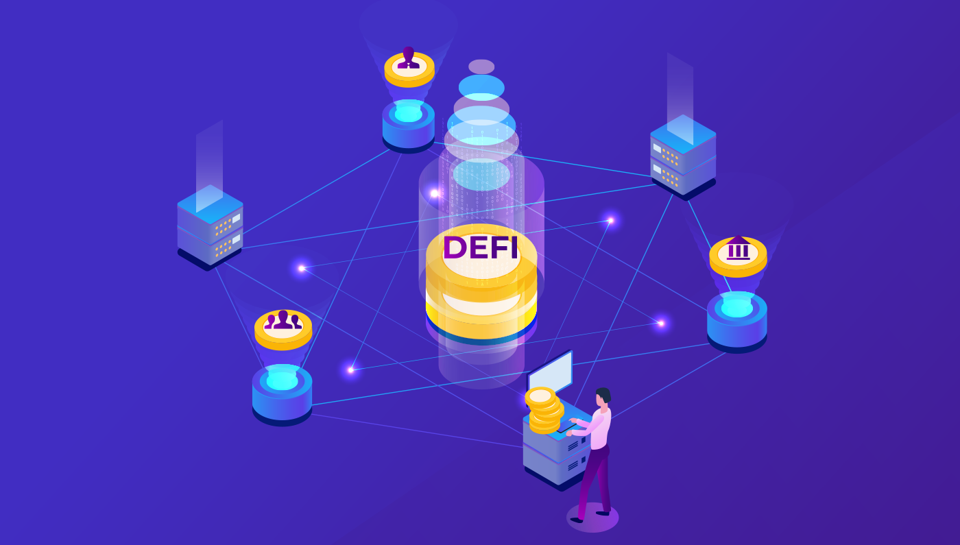 DeFi changing the way we manage our money