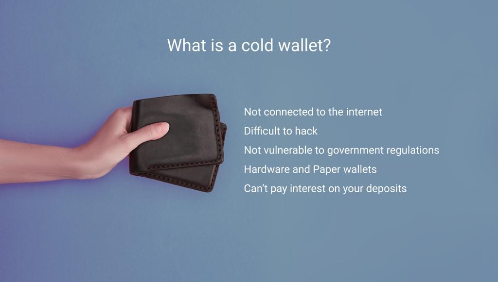 cold wallet, crypto