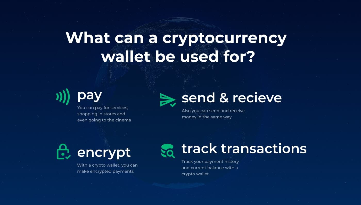 why do you need a wallet for cryptocurrency storage