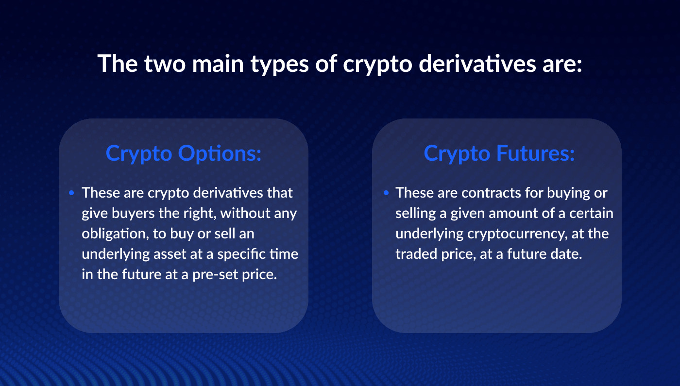 What Is Crypto Derivatives