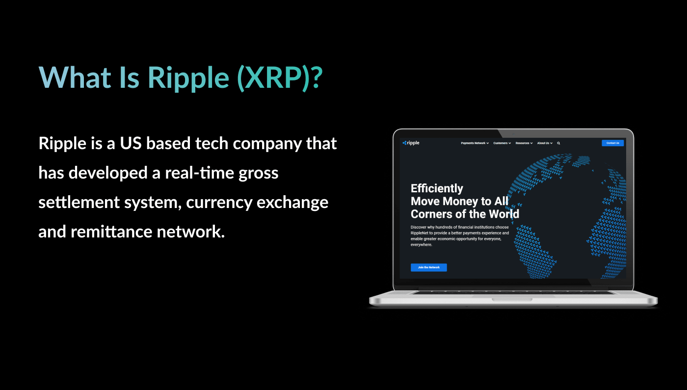 what is ripple XRP
