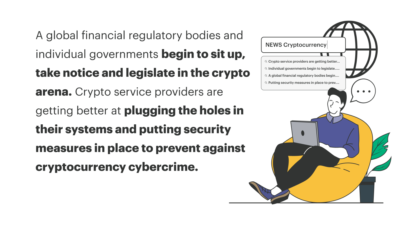 is crypto the currency of crime
