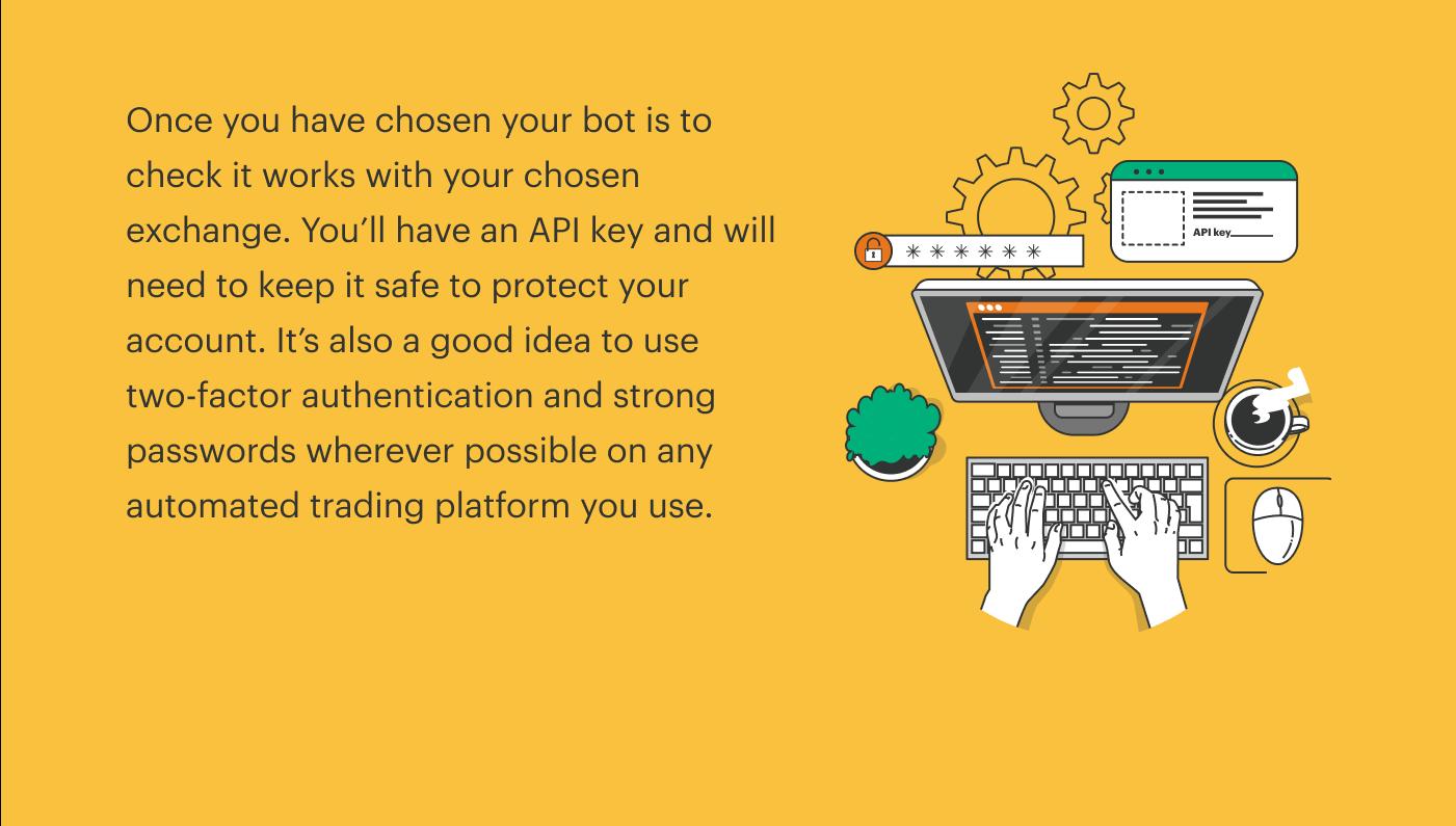 how do crypto trading bots work