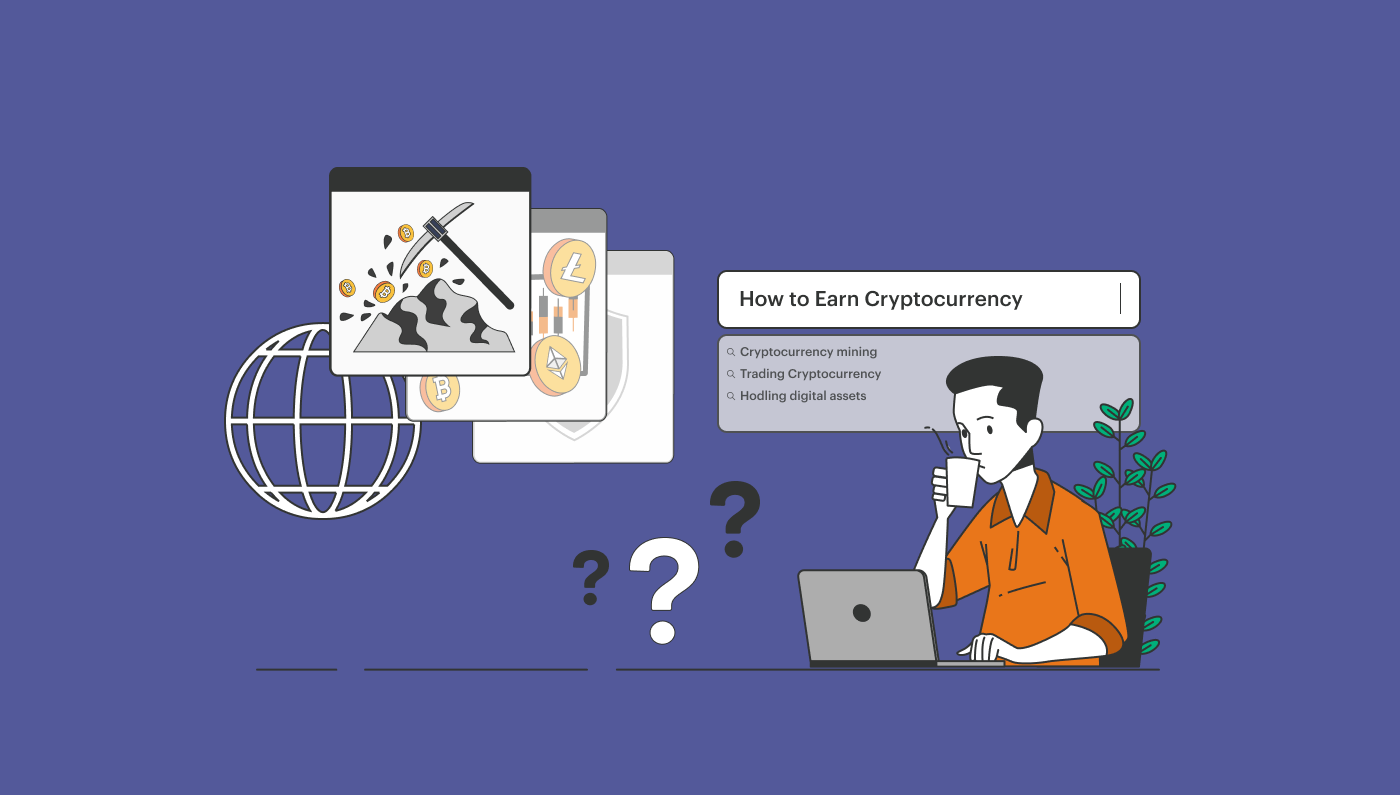 how to earn crypto